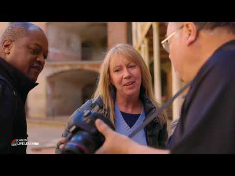 Canon Live Learning San Francisco: Travel Photography Workshop