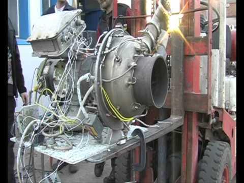 Solar Titan T62 Turbine