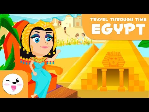 Ancient Egyptian Adventure - History for Kids