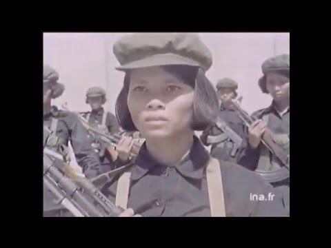 Khmer Rouge Song  17 April 1975   YouTube 2