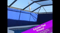 Extreme Pool Privacy!