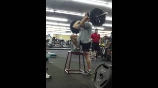 Front Squat Step-up