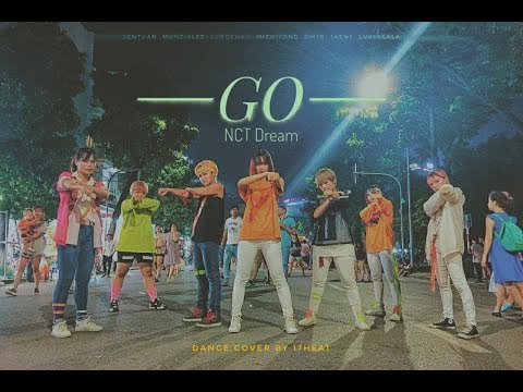 [KPOP IN PUBLIC] GO - NCT Dream dance cover by 17HEAT from Vietnam