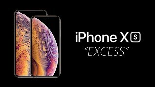 Apple iPhone XS Parody: