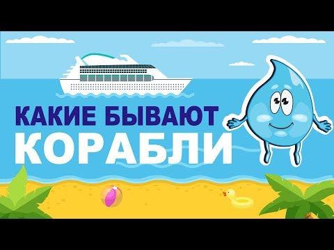 Мультик про корабли Буки Бу
