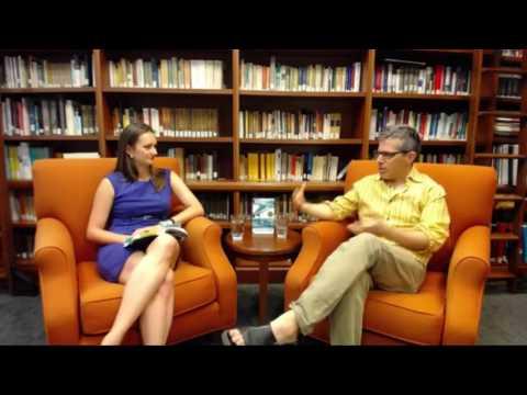 A Conversation with Roy E. Disney Professor of Creating Writing Jonathan Lethem