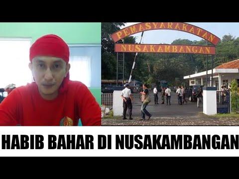 Habib Bahar di nusakambangan kabar terbaru - YouTube