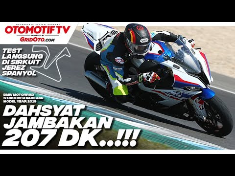 BMW S 1000 RR M Package 2019  | First Ride Review | GridOto