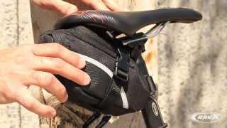 RavX Saddlebag Installation - Bicycle Saddle Bags