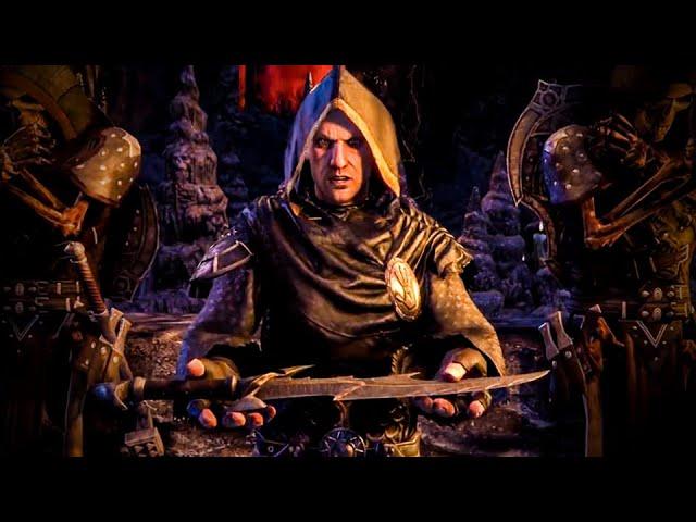 The Elder Scrolls: Geheimnisse der Dunklen Bruderschaft + video