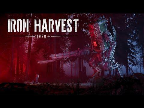 Iron Harvest - Cinematic Trailer [DE]