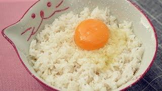 Egg Fried Rice Korean Style Youtube