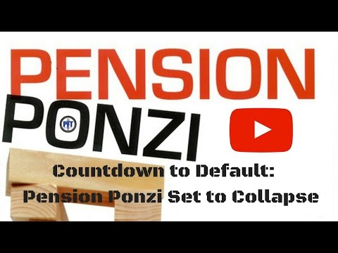 Countdown to Default: Pension Ponzi Set to Collapse