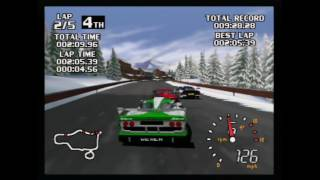 World Driver Championship (Nintendo 64 gameplay)