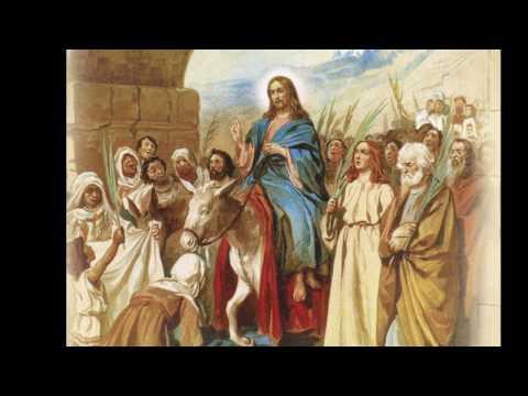 Вход Господень в Иерусалим. Вербное воскресение.