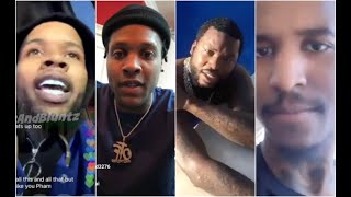 Rappers React To 6ix9ine Snitching Meek Mill Tory Lanez Lil Durk 50 Cent