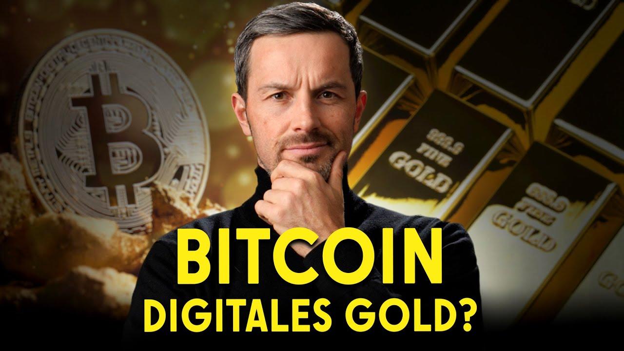 Gold vs. Bitcoin – was entwickelt sich besser? (Interview Mark Valek)