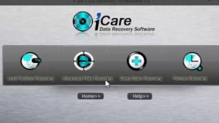 How to recover lost data/deleted files easily with iCare Data Recovery.