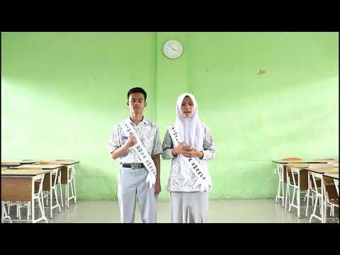 Finalis Duta SMK-SMAK Padang Generasi Ke III Pasangan No5