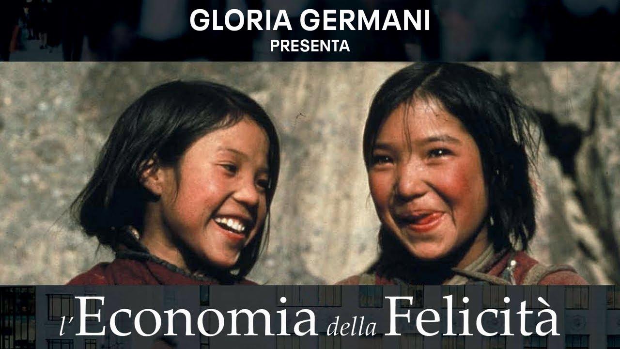 Gloria Germani presenta L'economia della felicità