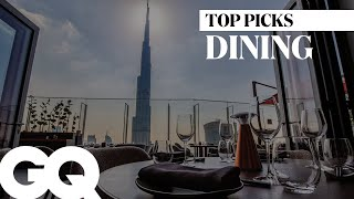 8 Restaurants With A View In Dubai | GQ Middle East