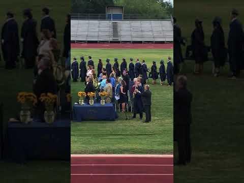 Poth High School Graduation