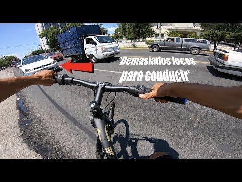 SIENDO REPARTIDOR DE RAPPI EN MTB POR UN DÍA #2 *Primeras Modificaciones A La Nueva Bicicleta*