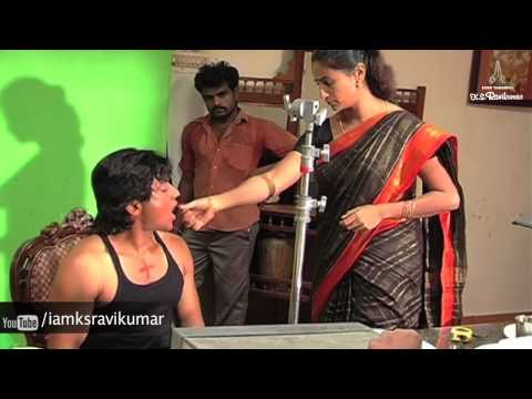 Aadhavan Movie Making - Surya's Childhood Scenes - KS Ravikumar, Nayanatara