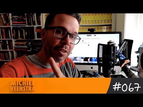 Nerdvideo: ik heb dus m'n eigen radiostation thuis | Michiel Veenstra VLOG #067