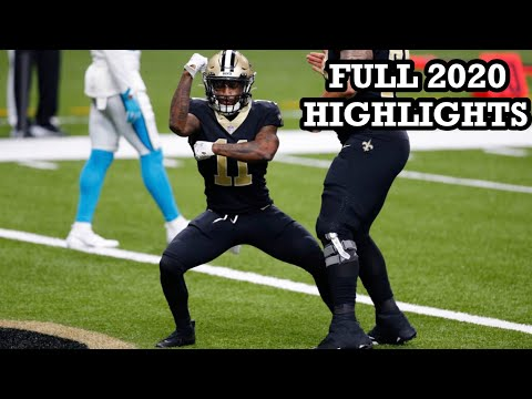 Deonte Harris FULL 2020 Season Highlights