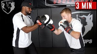 3min Boxing Conditioning Drill (Solo or Partner)