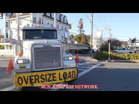 Giant Load In Downtown Rockland