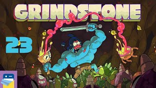 Grindstone: Apple Arcade iPhone Gameplay Part 23 (by Capybara Games)