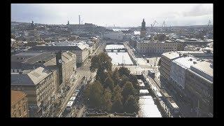 Hotel Pigalle - Gothenburg Sweden - Drone Video
