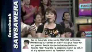 Pinoy Channel TV   PinoyTVi   Pinoy TV 244249   FACE TO FACE   SEPT  28  2011 PART 1 6
