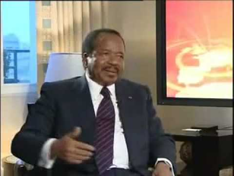 Interview de Paul Biya à France 24 Partie 2/4 [AMTv - CAMEROUN]