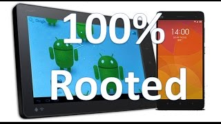 [100%] How to Root Any Chinese Android Mobile & Tablet Without Computer Easy Steps