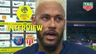 Interview de fin de match :Paris Saint-Germain - AS Monaco ( 3-3 )  / 2019-20
