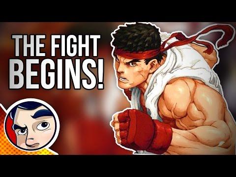 "Street Fighter ""The Beginning... Ryu Seeks Akuma"" - Complete Story"