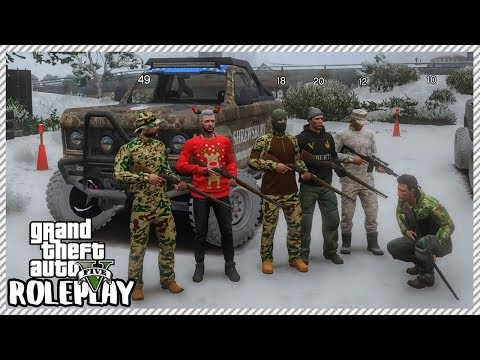 GTA 5 Roleplay - Offroad Hunting Trip | RedlineRP #111