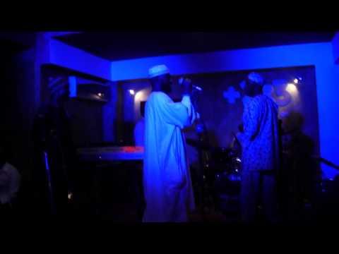 Massive Jam: Ebo Taylor;  Gyedu Blay Ambolley;  Pat Thomas; and  Akablay