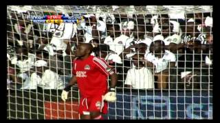 TP Mazembe played to a goalless draw against Al Hilal 2017 Video