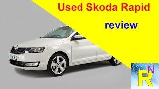 Car Review - Used Skoda Rapid Review - Read Newspaper Tv