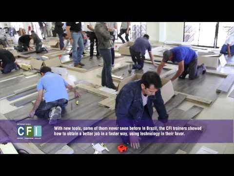 CFI - Certified Flooring Installers - Beaulieu do Brasil (english version)