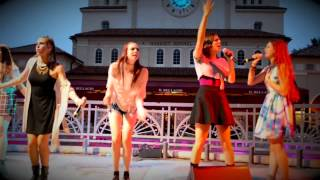 Cimorelli - All My Friends Say live in Miami (9/19/14)
