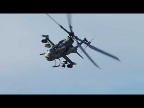 Stingers on the move: HMLA-267 deploys to Okinawa