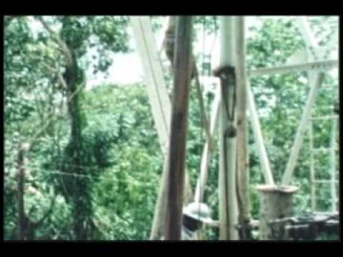 TIME OUT IN TRINIDAD - 1950s - Pt. 10 - Drilling Operations at Apex Oilfields