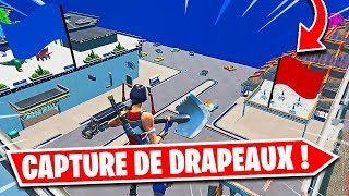 CODE MAP CAPTURE DE DRAPEAU FORTNITE ! Code Map flag capture Fortnite