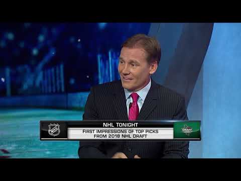 NHL Tonight:  First impressions:  How this year`s top draft picks are looking so far  Oct 5,  2018