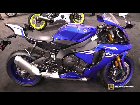 download 2017 Yamaha R1 - Walkaround - 2017 Toronto Motorcycle Show